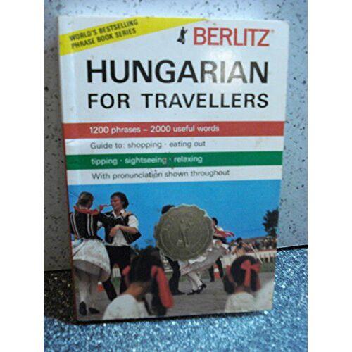 Berlitz Guides - Berlitz Hungarian Phrase Book (Phrase Books) - Preis vom 24.02.2021 06:00:20 h