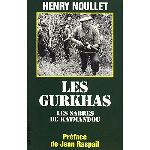 Henry Noullet - Les Gurkhas - Preis vom 28.02.2021 06:03:40 h