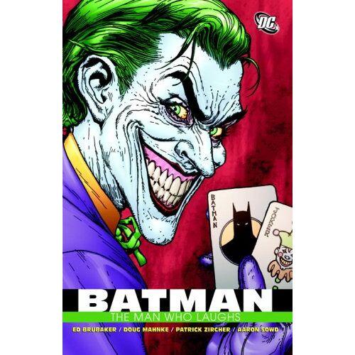 Ed Brubaker - Batman: The Man Who Laughs SC (Joker) - Preis vom 22.10.2020 04:52:23 h