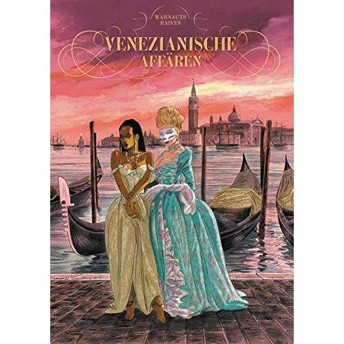 Guy Raives - Venezianische Affären: Bd. 1 - Preis vom 16.05.2021 04:43:40 h