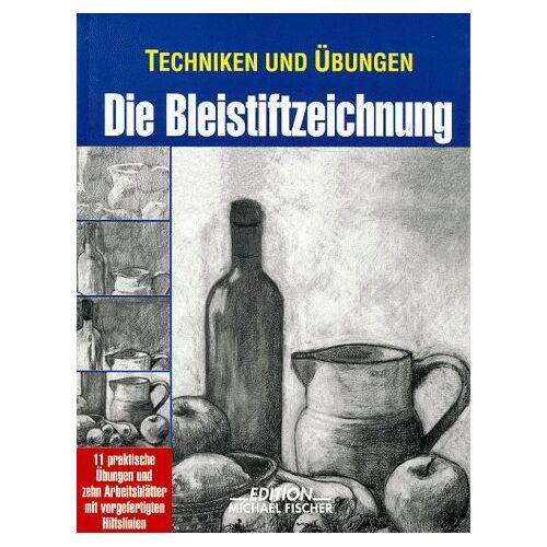 Parramon, Jose M. - Techniken und Übungen, Die Bleistiftzeichnung - Preis vom 12.05.2021 04:50:50 h