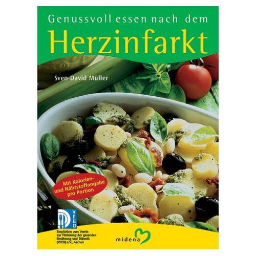 Sven-David Müller - Genussvoll essen nach dem Herzinfarkt - Preis vom 12.05.2021 04:50:50 h