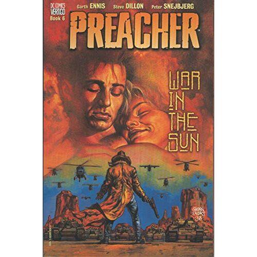 - PREACHER Book 06: WAR IN THE SUN - Preis vom 29.03.2020 04:52:35 h