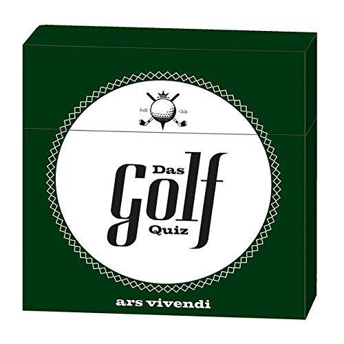 Kein Autor oder Urheber - Das Golf-Quiz - Preis vom 14.05.2021 04:51:20 h