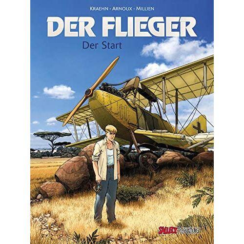 Jean-Charles Kraehn - Der Flieger Band 1: Der Start (Der Flieger / Der Start) - Preis vom 27.02.2021 06:04:24 h