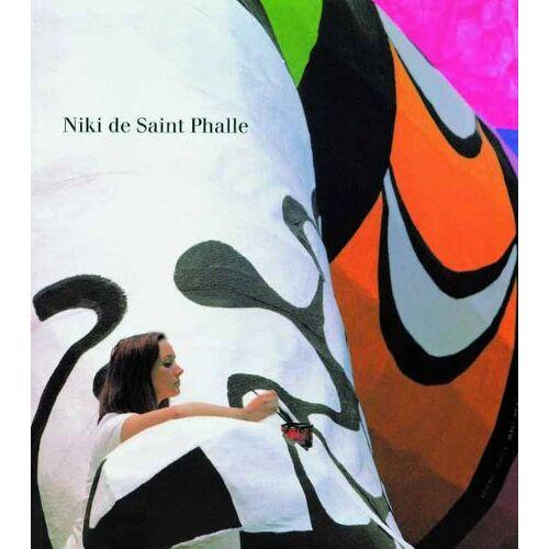 Saint Phalle, Niki de - Niki de Saint Phalle, französ. Ausgabe - Preis vom 26.02.2021 06:01:53 h