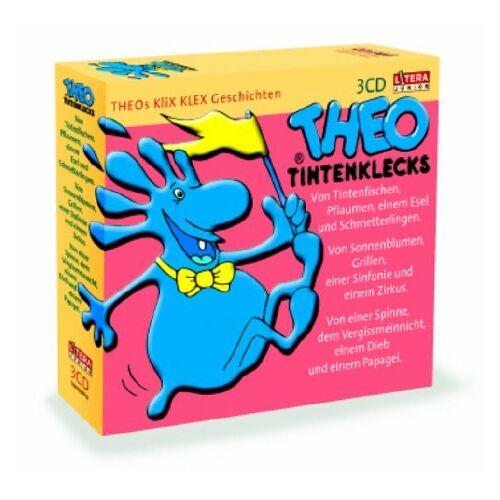 - Theo Tintenklecks, Audio-CDs : Theo Tintenklecks, Theos Klix-Klex Geschichten, 3 Audio-CDs - Preis vom 18.04.2021 04:52:10 h