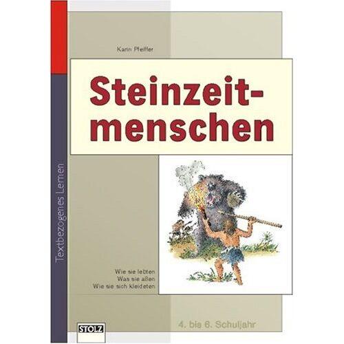 Karin Pfeiffer - Steinzeitmenschen - Preis vom 03.09.2020 04:54:11 h
