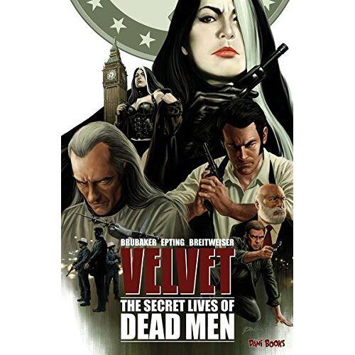 Ed Brubaker - Velvet - Band 2: The Secret Lives of Dead Men - Preis vom 14.04.2021 04:53:30 h