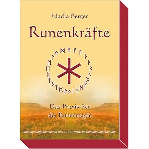 Nadja Berger - Runenkräfte. Die Praxis der Runenmagie - Preis vom 18.09.2019 05:33:40 h