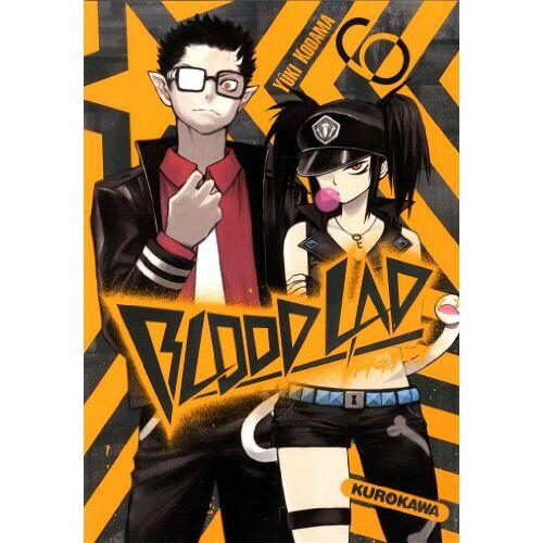 Yuuki Kodama - Blood Lad, Tome 6 : - Preis vom 27.10.2020 05:58:10 h