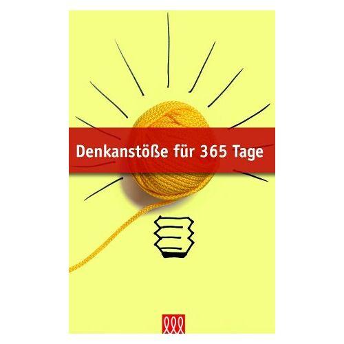 Ryle, J. C. - Denkanstöße für 365 Tage - Preis vom 03.12.2020 05:57:36 h