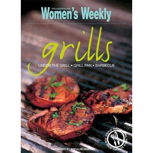 The Australian Women's Weekly - Grills: Under the Grill, Grill Pan, Barbecue (The Australian Women's Weekly Essentials) - Preis vom 11.05.2021 04:49:30 h