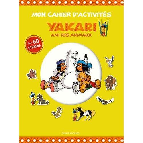 - Mon cahier d'activités Yakari ami des animaux : Avec 60 stickers - Preis vom 05.09.2020 04:49:05 h
