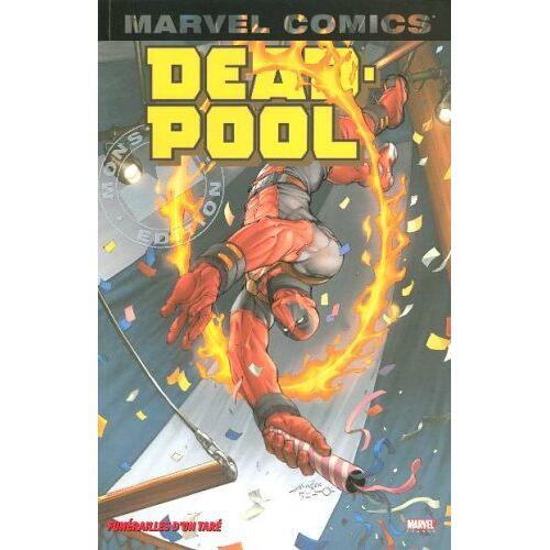 Collectif - Deadpool, Tome 4 : Funérailles d'un taré - Preis vom 06.09.2020 04:54:28 h