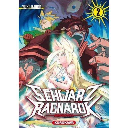 - Schwarz Ragnarök - tome 2 (2) (Schwarz Ragnarok, Band 2) - Preis vom 21.04.2021 04:48:01 h