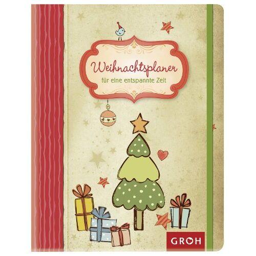 - Weihnachtsplaner für eine entspannte Zeit, Notizbuch - Preis vom 17.04.2021 04:51:59 h