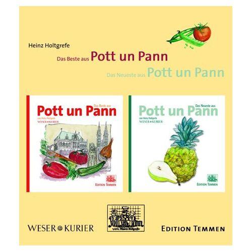 Heinz Holtgrefe - Das Beste aus Pott un Pann / Das Neueste aus Pott un Pann - Preis vom 15.05.2021 04:43:31 h