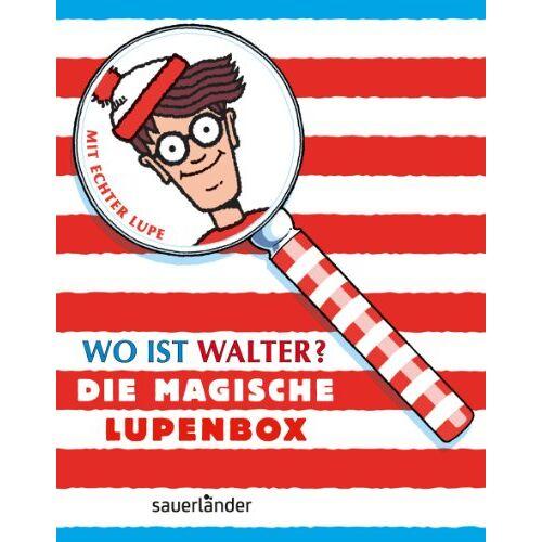 Martin Handford - Wo ist Walter Lupenbox - Preis vom 05.09.2020 04:49:05 h