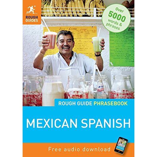 Lexus - Rough Guide Phrasebook: Mexican Spanish (Rough Guide Phrasebooks) - Preis vom 31.10.2020 05:52:16 h