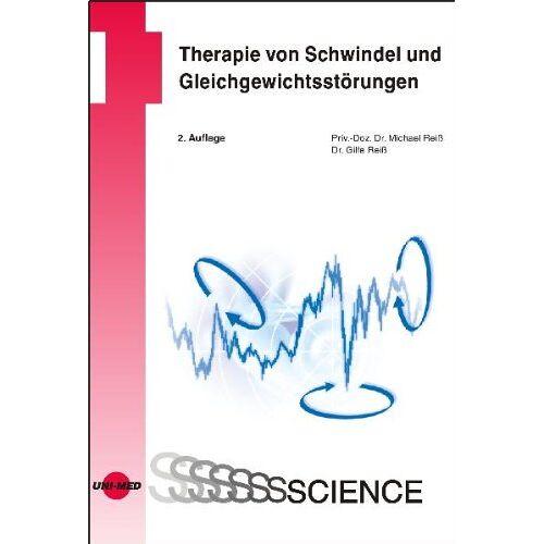 Michael Reiss - Therapie von Schwindel und Gleichgewichtsstörungen - Preis vom 24.02.2021 06:00:20 h