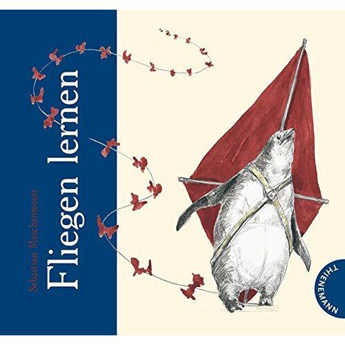 Sebastian Meschenmoser - Fliegen lernen - Preis vom 24.02.2021 06:00:20 h