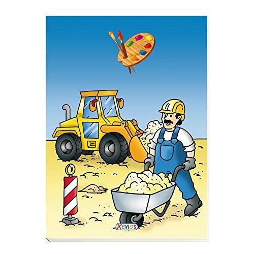 - Malbuch Baustelle - Preis vom 28.03.2020 05:56:53 h
