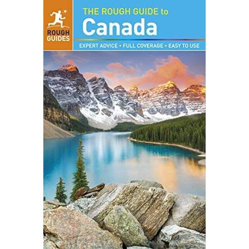 Rough Guides - The Rough Guide to Canada - Preis vom 25.02.2021 06:08:03 h