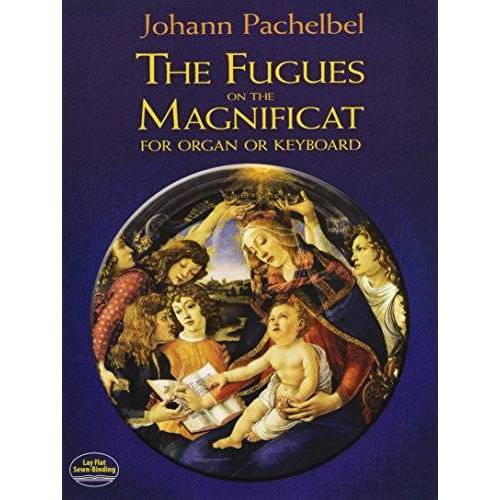 Johann Pachelbel - FUGUES ON THE MAGNIFICAT FOR O (Dover Music for Piano) - Preis vom 21.10.2020 04:49:09 h