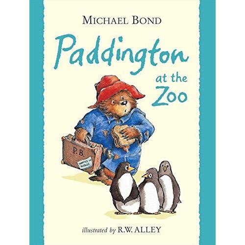Michael Bond - Paddington at the Zoo (Paddington Book & CD) - Preis vom 09.04.2021 04:50:04 h