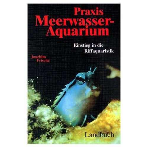 Joachim Frische - Praxis Meerwasser-Aquarium - Preis vom 16.04.2021 04:54:32 h