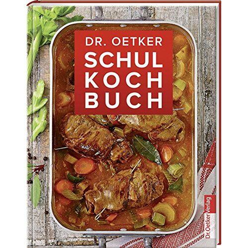 Dr. Oetker - Schulkochbuch - Preis vom 01.03.2021 06:00:22 h