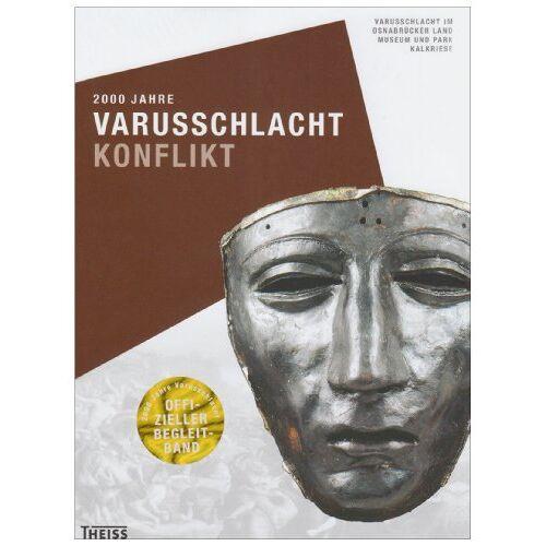 Varusschlacht im Osnabrücker Land - Museum und Park Kalkriese - 2000 Jahre Varusschlacht - Konflikt - Preis vom 22.02.2021 05:57:04 h