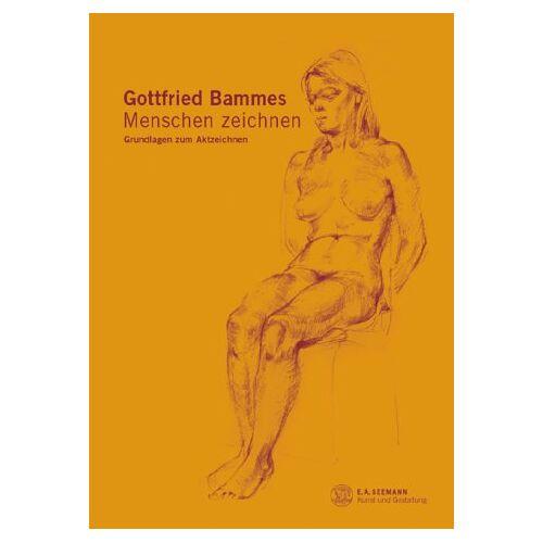 Gottfried Bammes - Menschen zeichnen - Preis vom 05.08.2019 06:12:28 h