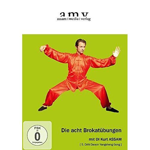 Kurt DI Assam - Die acht Brokatübungen: mit DI Kurt Assam [5. DAN Daoyin Yangsheng Gong] - Preis vom 12.05.2021 04:50:50 h