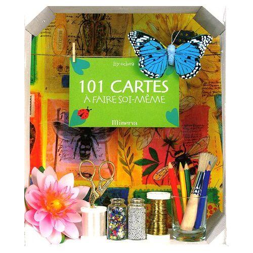 Isy Ochoa - 101 cartes à faire soi-même - Preis vom 18.10.2020 04:52:00 h