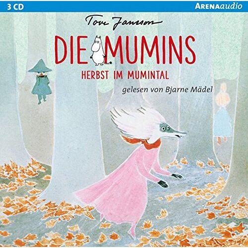 Tove Jansson - Die Mumins (9). Herbst im Mumintal - Preis vom 26.02.2021 06:01:53 h