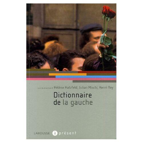 Hélène Hatzfeld - Dictionnaire de la gauche - Preis vom 03.05.2021 04:57:00 h