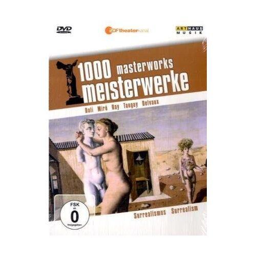 - 1000 Meisterwerke - Surrealismus - Preis vom 20.10.2020 04:55:35 h