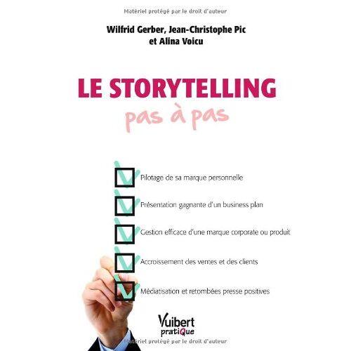 Wilfrid Gerber - Le storytelling pas à pas - Preis vom 22.10.2020 04:52:23 h