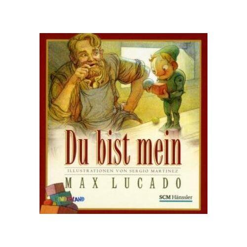 Max Lucado - Du bist mein - Preis vom 26.02.2021 06:01:53 h