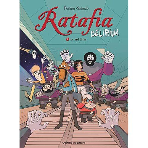 - Ratafia Delirium - Tome 01 (Ratafia Delirium (1)) - Preis vom 12.05.2021 04:50:50 h