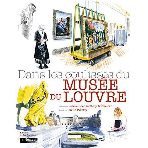 - Dans les coulisses du musée du Louvre - Preis vom 02.12.2020 06:00:01 h