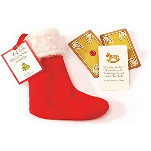 - 24 liebe Weihnachtswünsche - Preis vom 21.10.2020 04:49:09 h