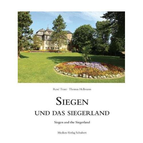 Thomas Hellmann - Siegen und das Siegerland: Siegen and the Siegerland - Preis vom 20.10.2020 04:55:35 h