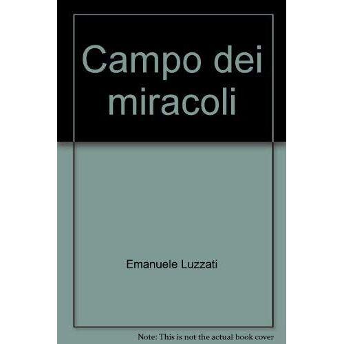 Emanuele Luzzati - Campo dei miracoli - Preis vom 05.09.2020 04:49:05 h