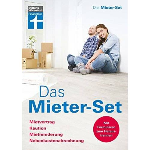 Alexander Bredereck - Das Mieter-Set: Mietvertrag, Kaution, Mietminderung, Nebenkostenabrechnung - Preis vom 11.04.2021 04:47:53 h