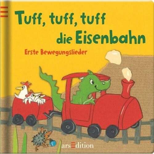 - Tuff, tuff, tuff die Eisenbahn: Erste Bewegungslieder: Erste Bewegungslieder. Ab 18 Monate - Preis vom 15.11.2019 05:57:18 h