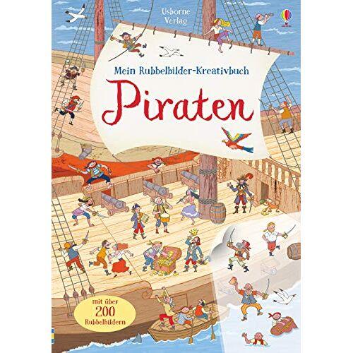 Jones, Rob Lloyd - Mein Rubbelbilder-Kreativbuch: Piraten - Preis vom 22.01.2020 06:01:29 h