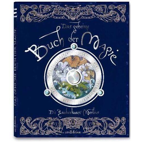 - Das geheime Buch der Magie: Die Zauberkunst Merlins - Preis vom 18.04.2021 04:52:10 h